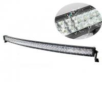 52'' 288W 25920lm 5D Curved LED Light Bar Black Color Housing Water Resistant Manufactures