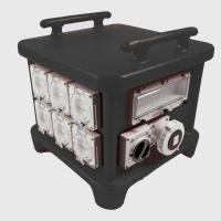 Buy cheap SAA 48 Ways Electrical Distribution Box Available Customized Design from wholesalers