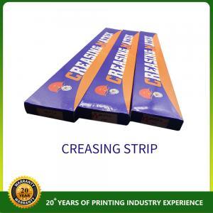 Printing Materials Die Cutting Plastic Creasing Matrix for 100g paper Manufactures
