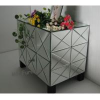 Charming Design Mirrored Night Stands Excellent Mirror Durable Structure Manufactures