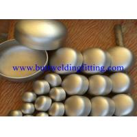Weld On Stainless Steel Pipe Cap Manufactures