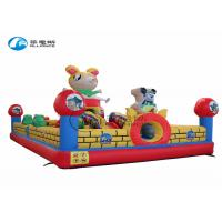 cozy castle indoor and outdoor bounce castle for kids Manufactures