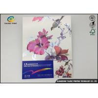 Decorating Craft Happy Birthday Paper Greeting Card Offset Printing Manufactures