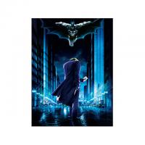 China 12x16 3D Lenticular Poster Batman & Joker Famous Movie For Advertising on sale