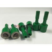 9mm Shank Grinding Cups Button Bit Grinder For Ballstic And Domed Button Manufactures