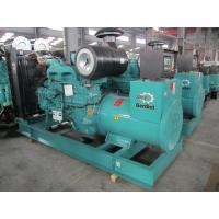 400KVA  / 320KW Cummins Diesel Generator Powered By Engine NTAA855-G7A Manufactures