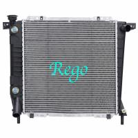 Aftermarket Ford Ranger Radiator Replacement , Auto Radiator Replacement Manufactures