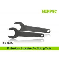 Quality Adjustable Ring Spanner Shank ISO25 Width 27.3mm And Length 160mm for sale