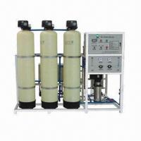 0.75T/H RO Treatment Equipment, Underground Water Treatment for Direct Drink Manufactures