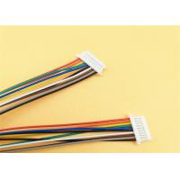 China Speaker Custom Wire Harness Micro Jst 10 Pin Sh 1.0mm Pitch Receptacle Female Socket on sale