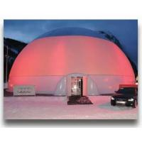 Colouful Inflatable Party Tent , Large - Scale Outdoor Exhibition Tent With Pvc Manufactures