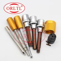 Common Rail Injection Pump Tools Maufacturers Assemble Disassemble Tools 8 Pcs Diesel Injector Removal Tool 8 Pieces Manufactures