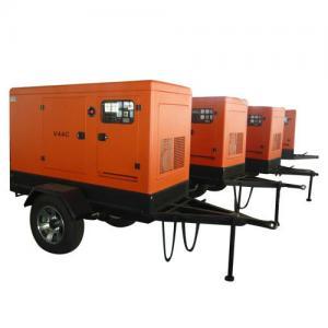 China 40 / 50 KVA Cummins Synchronous Diesel Generator Set 4BTA3.9-G2 on sale