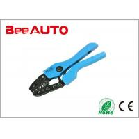 AN-102 Electrical Connector Crimping Tool For Wire End Ferrules , Ratcheting Wire Crimper 230mm Manufactures