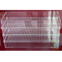 Crystal mini acrylic fish tank Manufactures