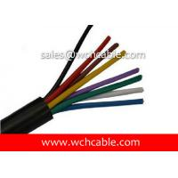 UL PVC Cable, AWM Style UL20276 28AWG 8C VW-1 80°C 30V, XLPE / PVC Manufactures