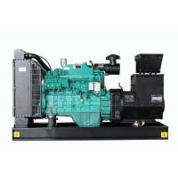 China 80 kva - 1500 kva  Emergency  Cummins Diesel Generator Water Cooled on sale