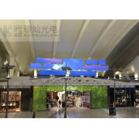 Lightweight Full Color Indoor LED Displays P6 Ultra Slim 2000nit 110V - 240V Manufactures