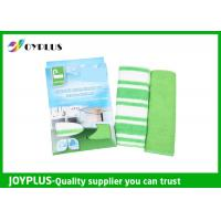 Cleaning Kitchen Tools Microfiber Cleaning Cloth For Window / Bathroom Manufactures