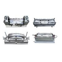 Custom casting moulding and CHINA LKM Standard Injection plastic mould Manufactures