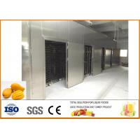 Concentrated Mango Juice Processing Line High Efficiency 1 Year Warranty Manufactures