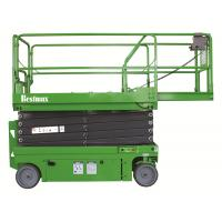 450Kg Loading Self-propelled Scissor Lift , 8m Platform Height , Electrical Driving Manufactures