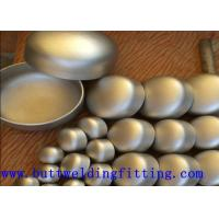 1'' ANSI B16.9 BW Stainless Steel Pipe End Cap 304/316L 31254 /32750  SCH 40 Manufactures