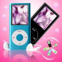 Digital MP4 player with circle button and 30pins cable Manufactures