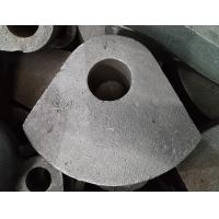 Customized Hammer Crusher Spare Parts Produced By Manganese Steel Malterial Manufactures