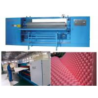 Horizontal Round Sponge Drilling Machine / Abnormity Cutting Machine For Cushion Manufactures