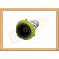 Push Pull 8 Pin Circular Connector Female For Audio And Video Manufactures