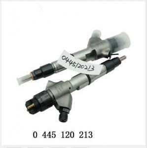 BOSCH 0 445 120 213 Common Rail Injectors WEICHAI WP 10 Valve F 00R J01 692 Manufactures