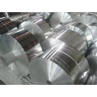 8011 Soft Lubricated White Lacquered Aluminum Foil Roll For Airline Container Manufactures