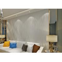 3D Peel And Stick Modern Removable Wallpaper Washable For Office , Strippable Type