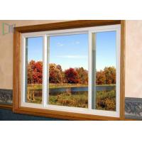 Quality Aluminum Alloy Profile Small Sliding Windows Soundproof With Insulated Glass for sale