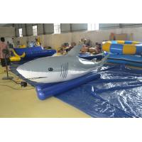 Giant PVC Inflatable Carton Inflatable Advertising Products Outdoor Shark Manufactures