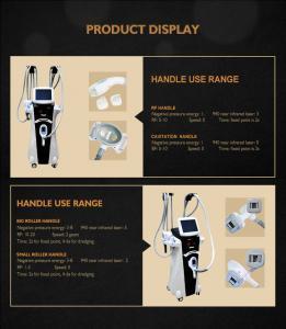 beijing manufacturer Multifunction Body Tightening Machine For Body Shaping Vacuum Cavitation Manufactures