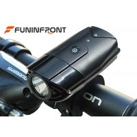 Quality 3 Gears Helmet LED Bike Lights, USB Rechargeable CREE T6 Bicycle LED Headlight for sale