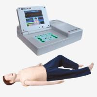 ECG Adult First Aid Manikins with ACLS Computer Screen for Colleges Training Manufactures