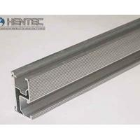 Rail Solar Panel Roof Mounts Hardware Polished Silver Anodizing Manufactures