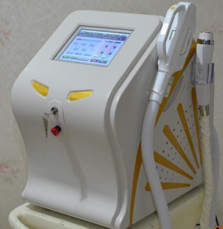 Quality 2015 new 4S IPL multi-function Beauty Machine-IPL&RF&E-light&ND YAG laser system for sale