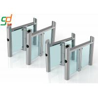 Access Control Security Swing Barrier Gate Electric Circuit Led Lamp Buzzer Manufactures