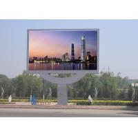 P5 Media Advertising LED Full Color Screen / Outdoor Full Color LED Signs Manufactures