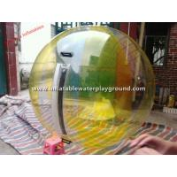 Adult Inflatable Inflatable Water Walking Ball , Durable 0.7mm TPU Water Walkers Manufactures