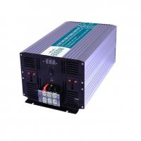Real Power 12V 24V DC TO AC 220VAC 110V 300W Pure Sine Wave Off-grid Power Inverter Manufactures