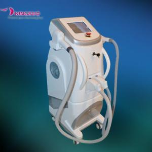 diode laser beauty machine /Vertical IPL SHR&E-light hair removal equipment&machine Manufactures