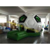 Quality soccer dome bouncy castle house for sale