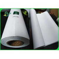 FSC A1 Engineering Bond Plotter Paper White 80gsm For Garment Factory Mapping Manufactures