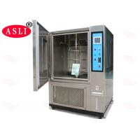 Environmental Test Machine Rubber Fabric UV Accelerated Aging Test Chamber Manufactures