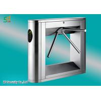 Quality Barrier Arm Turnstile Waist Height Turnstiles stainless steel barrier for sale